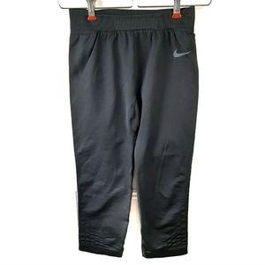 NEW Nike Pro Dri Fit Stay Cool Capri Tights XS